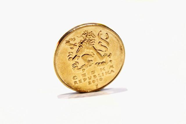 mince Kč