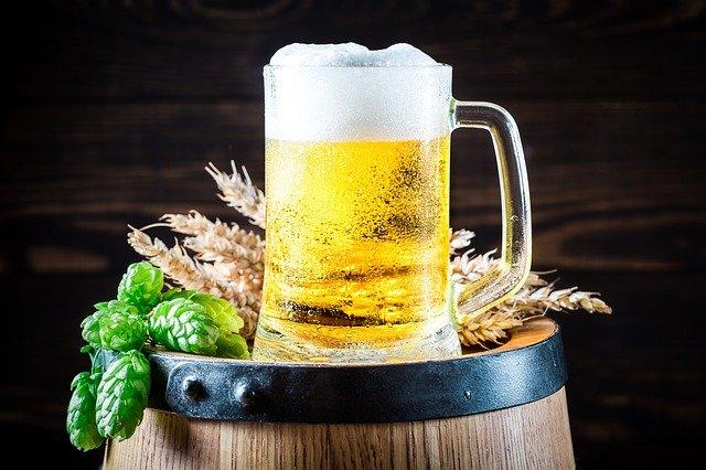 pivo na soudku
