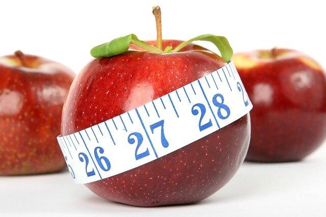 dietní jablko