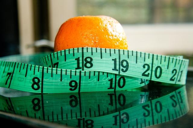 dietní pomeranč