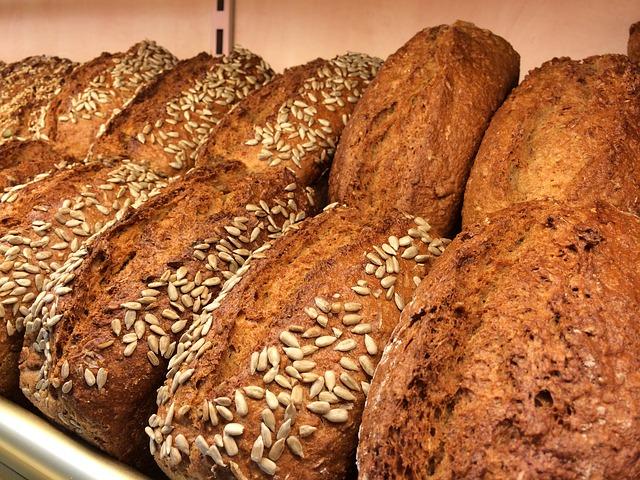 Výrobky z obilí pšenice
